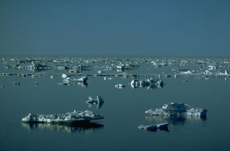 Eismeer Grönland