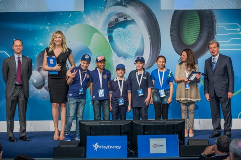 CONCORSO PLAYENERGY 2012- ROMA 07-05-2012