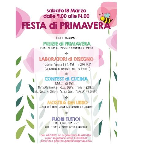 festa di primavera2017